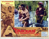 Tarzan the Magnificent - 11 x 14 Movie Poster - Style H
