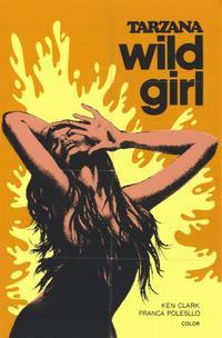 Tarzana, The Wild Girl - 11 x 17 Movie Poster - Style A