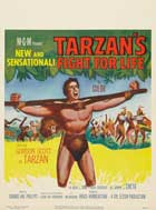Tarzan's Fight for Life - 27 x 40 Movie Poster - Style A