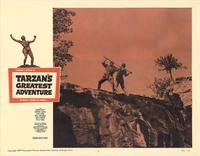 Tarzan's Greatest Adventure - 11 x 14 Movie Poster - Style A