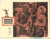 Tarzan's Greatest Adventure - 11 x 14 Movie Poster - Style B
