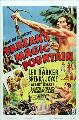 Tarzan's Magic Fountain - 11 x 17 Movie Poster - Style A
