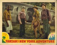 Tarzan's New York Adventure - 11 x 14 Movie Poster - Style A