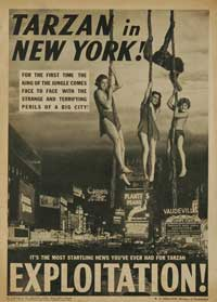 Tarzan's New York Adventure - 27 x 40 Movie Poster - Style C