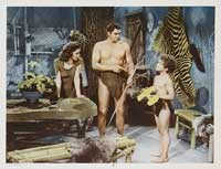 Tarzan's New York Adventure - 11 x 14 Movie Poster - Style E