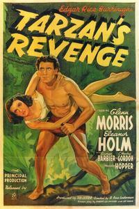 Tarzan's Revenge - 11 x 17 Movie Poster - Style A