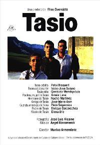 Tasio - 11 x 17 Movie Poster - Spanish Style A