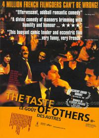 Taste of Others - 11 x 17 Movie Poster - Style B