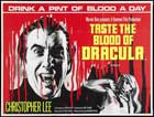 Taste the Blood of Dracula - 11 x 17 Movie Poster - UK Style A