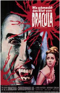 Taste the Blood of Dracula - 11 x 17 Poster - Foreign - Style A