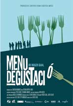Tasting Menu - 27 x 40 Movie Poster - Spanish Style A