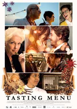 Tasting Menu - 11 x 17 Movie Poster - Style A