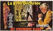 Tattered Dress - 27 x 40 Movie Poster - Belgian Style A