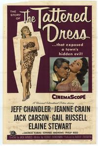 Tattered Dress - 27 x 40 Movie Poster - Style A