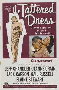 Tattered Dress - 43 x 62 Movie Poster - Bus Shelter Style A