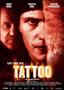 Tattoo - 11 x 17 Movie Poster - Style A