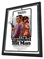Tattooed Hit Man - 11 x 17 Movie Poster - Style A - in Deluxe Wood Frame