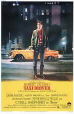 Taxi Driver - 11 x 17 Movie Poster - Style A