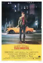 Taxi Driver - 27 x 40 Movie Poster - Style A