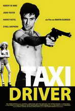 Taxi Driver - 27 x 40 Movie Poster - German Style E