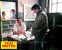 Taxi Driver - 8 x 10 Color Photo #7