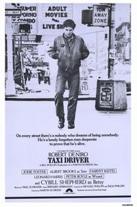 Taxi Driver - 11 x 17 Movie Poster - Style B
