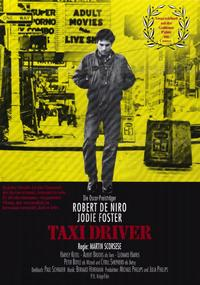 Taxi Driver - 11 x 17 Movie Poster - German Style A