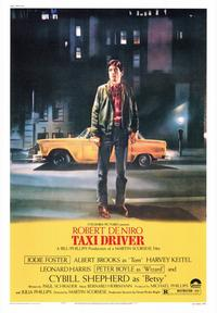 Taxi Driver - 43 x 62 Movie Poster - Bus Shelter Style A