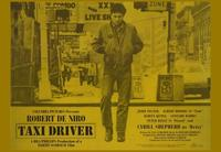 Taxi Driver - 43 x 62 Movie Poster - Bus Shelter Style B