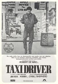 Taxi Driver - 11 x 17 Movie Poster - Spanish Style B