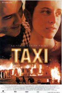 Taxi - 43 x 62 Movie Poster - Spanish Style A
