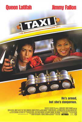 Taxi - 27 x 40 Movie Poster - Style A