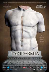 Taxidermia - 11 x 17 Movie Poster - Style A