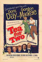 Tea for Two - 11 x 17 Movie Poster - Style A