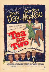 Tea for Two - 27 x 40 Movie Poster - Style A