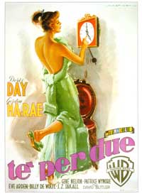 Tea for Two - 11 x 17 Movie Poster - Italian Style A