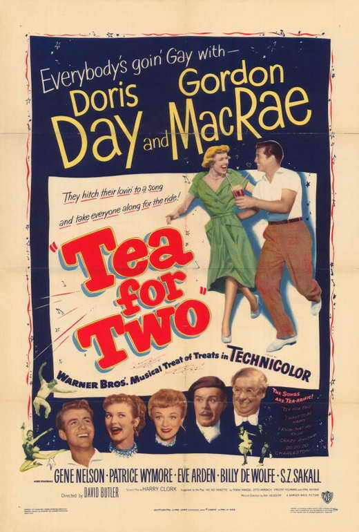 Two for Tea movie