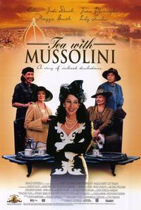 Tea with Mussolini - 11 x 17 Movie Poster - Style A