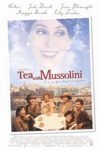 Tea with Mussolini - 11 x 17 Movie Poster - Style B