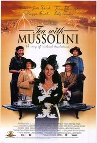 Tea with Mussolini - 27 x 40 Movie Poster - Style A