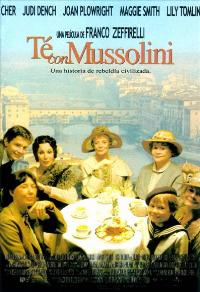 Tea with Mussolini - 11 x 17 Movie Poster - Spanish Style A