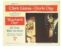 Teacher's Pet - 11 x 14 Movie Poster - Style C