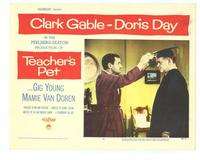 Teacher's Pet - 11 x 14 Movie Poster - Style D