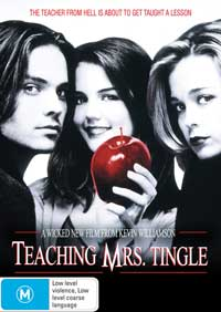 Teaching Mrs. Tingle - 11 x 17 Movie Poster - Australian Style A