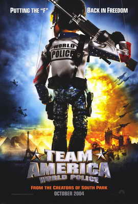Team America: World Police - 11 x 17 Movie Poster - Style A