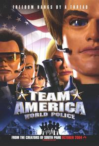 Team America: World Police - 27 x 40 Movie Poster - Style B