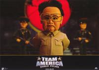 Team America: World Police - 11 x 14 Poster German Style A