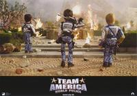 Team America: World Police - 11 x 14 Poster German Style B