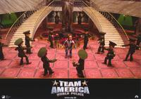 Team America: World Police - 11 x 14 Poster German Style F