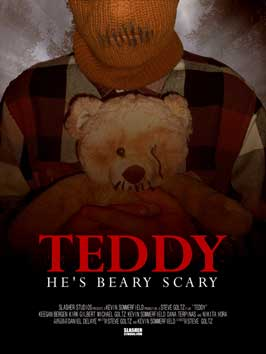 Teddy: It's Gonna Be a Bear - 43 x 62 Movie Poster - Bus Shelter Style A